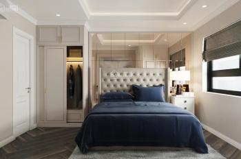 Cho thuê căn hộ 2 - 3 phòng ngủ đủ đồ, dự án Vinhomes Trần Duy Hưng 0912317208