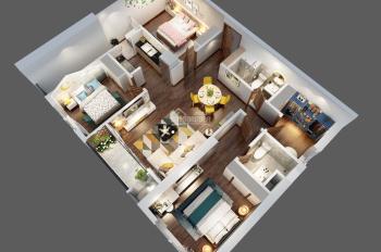 Chính chủ bán chung cư The Terra An Hưng: Căn 02 toà V2, 96 m2 - 3,5 phòng ngủ