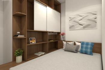 Cho thuê căn 2PN full đồ view hồ 13 tr/th tại D'capitale (Vincom Trần Duy Hưng). LH 0938997319
