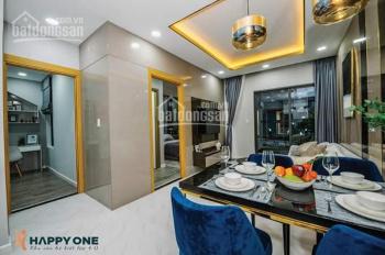 Chính chủ cần sang lại căn hộ 2 phòng ngủ 56m2, có nội thất, dự án Happy One tại TP. Thủ Dầu Một