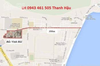 Bán lô đất đường Đặng Thái Thân - P. Vĩnh Hòa - TP. Nha Trang