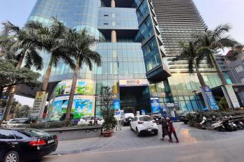Cho thuê mặt phố Ngô Thì Nhậm, quận Hai Bà Trưng, MT 14m, diện tích: 310m2, 2 tầng, 275tr/th