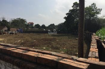 Em cần bán lô đất mặt đường nhựa gần ven đô thị Tản Viên Sơn