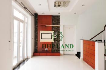 Cho thuê căn góc 3 lầu có hầm xe 2 MT vị trí 2 Võ Thị Sáu, Thống Nhất chỉ 25 triệu. 0378400741