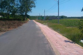Chú gửi bán 5 lô đất sào 500m2 ngay thị trấn Chơn Thành, sổ sẵn, đông dân cư, xây dựng tự do