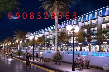 Đất nền mặt tiền đường lớn ngay cạnh chợ Đức Hòa, 240tr, Tân Tạo Shopping Street. LH 0908328568