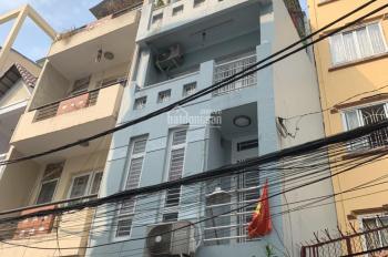 Bán nhà MT Yersin, P. Nguyễn Thái Bình, Q. 1, DT: 4x20m, 4 lầu, giá: 47 tỷ 0933661990