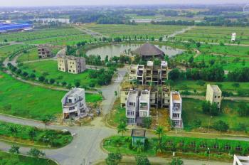 Bán gấp nền đất sổ đỏ DT 82m2 giá tốt - KDC sinh thái Làng Sen Việt Nam