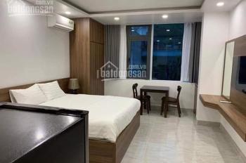 Cho thuê nhà hẻm 285 DT 4x20m, trệt 2 lầu, giá 35tr/tháng