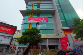 Cho thuê Building Cộng Hòa, P12 Tân Bình với 2 mặt tiền, 10x25m - Trệt 5 lầu - Giá chỉ: 180tr/tháng
