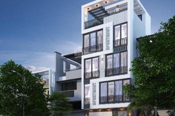 Chính chủ bán nhà mặt phố Linh Lang xây mới, 45m2, mặt tiền 6m, giá hơn 13 tỷ