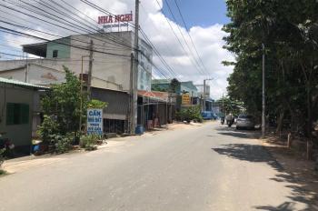 Bán gấp lô đất Vĩnh Phú 42, DT 73m2, thổ cư 63m2, sổ hồng riêng, đường 5m hướng Tây Bắc