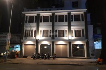 Cho thuê nhà 3 lầu st ngang 12m. MT 28Ter Mạc Đĩnh Chi, Quận 1, giá 100 tr/th, 0908609012