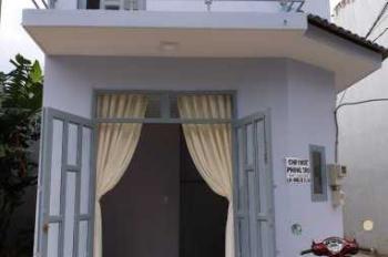 Cần bán gấp nhà 1 trệt, 1 lầu góc 2 mặt tiền hẻm 221/251/30 Bình Thành, P. BHH B, Quận Bình Tân