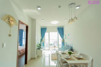 Chính chủ bán 2 căn hộ cao cấp Vũng Tàu Gold Sea 2PN 2WC view biển giá 39.5tr/m2