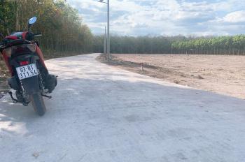Bán đất gần chợ Chơn Thành diện tích 155m2, giá chỉ 490 triệu