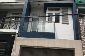 Bán nhà MT khu dân cư Bình Phú, P 10, Q6, 4*12m, 3 tầng ST, giá cực rẻ, 6 tỷ 6 TL
