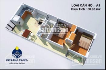 Giá căn 56m2 Roxana thấp nhất các sàn chuẩn. Lh 0899023458