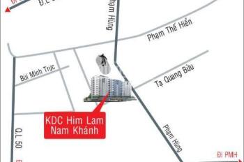 Chuyển nhà nên bán lại căn hộ Him Lam Nam Khánh Tạ Quang Bửu Quận 8, 81m2 và 109 m2