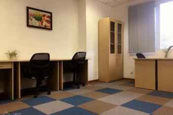 Cho thuê văn phòng 5 - 7 người làm việc tòa nhà 3A số 3/82 Duy Tân, Cầu Giấy