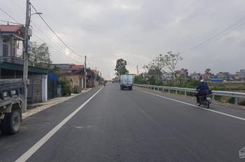 Bán đất mặt đường 20m, gần cầu Giao Thông - Vĩnh Bảo