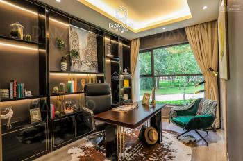 Bán căn Diamond 3PN, 117m2, tầng 8, căn góc, view hồ bơi, giá chỉ 48 triệu/m², Giá siêu tốt