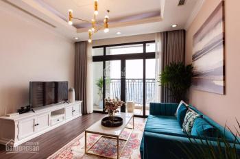 Bán căn hộ chung cư Royal City tầng 20, 105m2 tòa R1, 2 phòng ngủ, giá 3.7 tỷ, sổ đỏ chính chủ