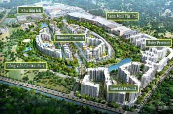 Cập nhật bảng giá mới các căn hộ khu Celadon City Tân Phú, liền kề Aeon, LH: 08.9889.7282