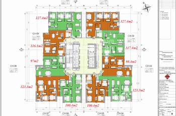 Anh Long cần bán CH FLC Twin Tower Cầu Giấy, căn T1603, DT 98m2, giá 31tr/m2. LH 0979584600