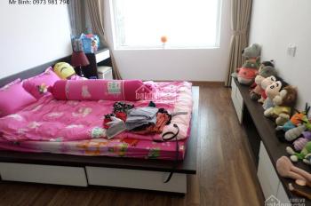 Nhà mình cho thuê căn hộ chung cư Mandarin 2, Tân Mai, vào ở ngay, 0973 981 794