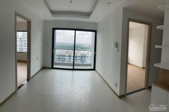 Cho thuê căn hộ 2PN nội thất cơ bản có rèm, máy lạnh, ban công thoáng mát 0937410236