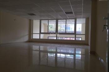 Cho thuê tòa nhà văn phòng đường Yên Thế, quận Tân Bình, 6x20m, 1 hầm, 5 lầu