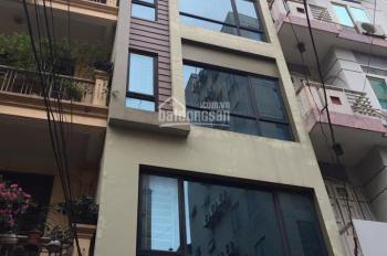 Cho thuê nhà mặt phố Mạc Thái Tổ, Yên Hòa, Cầu Giấy, 43m2 x 5T thông sàn, kinh doanh, làm cửa hàng