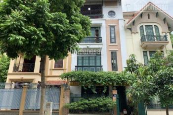 Cho thuê biệt thự nhà vườn Hoàng Quốc Việt, Nghĩa Đô, Cầu Giấy 120m2 x 4T, giá 35tr/th nhà full đồ