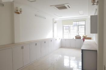 Cho thuê nhà ngõ ô tô đỗ cửa tại Đồng Me, Nam Từ Liêm. DT: 55 m2 * 7 tầng thông sàn