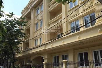 MTNB Nguyễn Văn Hưởng trệt 5 lầu diện tích: 10x24m, công nhận: 240m2, diện tích sử dụng: 1440m2
