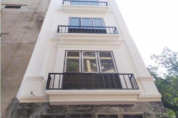 Nhà 5 tầng, 242 Minh Khai thông ra 169 Hoàng Mai, ngõ gần 4m, 100m2 đất thổ cư sân vườn rộng 3 tỷ