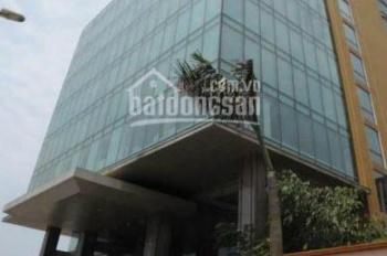Cho thuê văn phòng hạng B mặt phố Hoàng Quốc Việt diện tích 180m2 giá 210 nghìn/m2/tháng