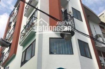 Bán nhà mặt tiền Ba Vân, Tân Bình, DT 4x15m, trệt 4 lầu, HĐ thuê 30tr/th 12.5 tỷ TL, LH 0938129186