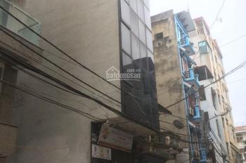 Bán tòa nhà 8 tầng phố Nguyễn Xiển, gần ngã tư Nguyễn Trãi. Giá chỉ 10,2 tỷ