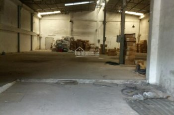 Cho thuê xưởng - hẻm xe tải Quốc Lộ 1A 1.100 m2, giá cho thuê 50 triệu/tháng