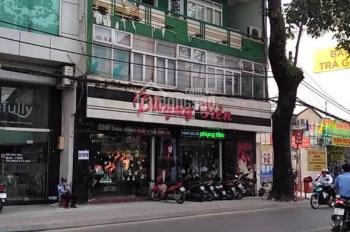 Cho thuê nhà 4 tầng MT Trần Quang Khải - Hai Bà Trưng Q1. 11m x 10m, giá 90 triệu/th 0908609012