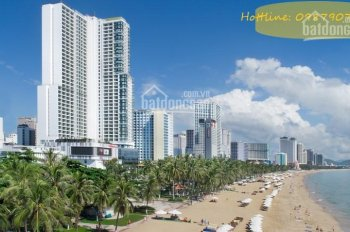 Bán căn góc 2 phòng ngủ hoa hậu đẹp bậc nhất Vinpearl Condotel Beachfront Nha Trang