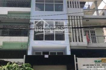 Cần bán trước Tết nhà mặt tiền đường Ba Vân, khu Bàu Cát, Tân Bình. 4 lầu, DT: 4x15m