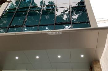 Cho thuê nhà 6 tầng * 133m2, mặt phố Trung Hoà mặt tiền 6m, thang máy, nhà mới, giá 103,86 tr/th