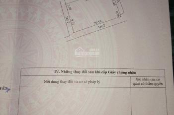 Bán lô góc 3 mặt tiền tại Đan Kim, Liên Nghĩa, Văn Giang, Hưng Yên
