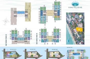 CĐT Hưng Thịnh mở bán CH biển Vũng Tàu Pearl giá từ 35tr/m2 thanh toán chỉ 15% CK 1% LH: 0908207092
