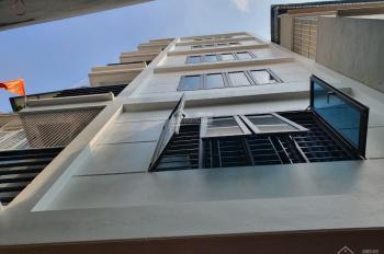 Bán CC mini phố Lụa Vạn Phúc - Hà Đông, 59m2*6tầng, 10 phòng ngủ khép kín, thu nhập 35tr/tháng