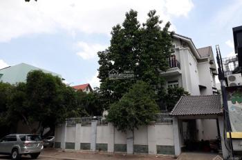 Cho thuê nhà mặt tiền đường Thảo Điền Quận 2 đường 2 chiều ô tô mặt tiền rộng 10m gần trường BIS