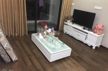 Cho thuê căn hộ CC Five Star số 2 Kim Giang - Thanh Xuân, 78m2 2 phòng ngủ đồ cơ bản 8.5 triệu/th